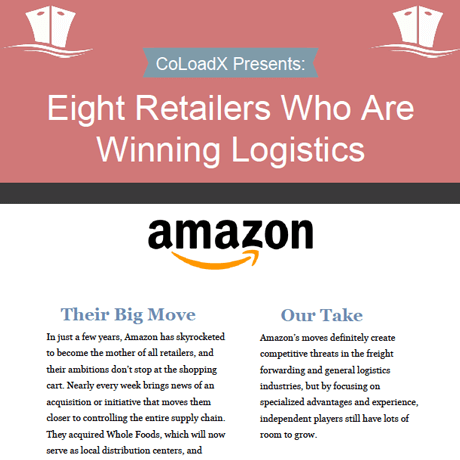 Infographic: Retailers Who Are Winning At Logistics